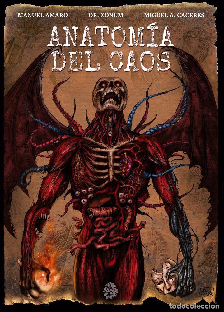 anatomia del caos - Comprar Comics otras editoriales actuales en ...