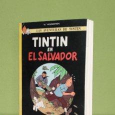 Cómics: TINTÍN EN EL SALVADOR DE W. VANDERSTEEN MARTIN LODEWIJK. Lote 103423371