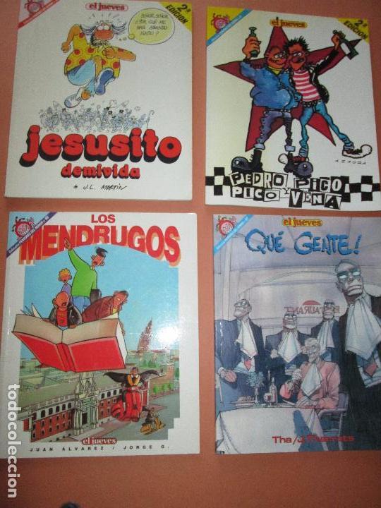 Cómics: lote 5 comics-pendones del humor-diferentes-antiguos-buen estado-ver fotos - Foto 2 - 103497575