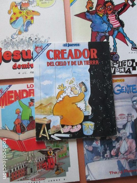 Cómics: lote 5 comics-pendones del humor-diferentes-antiguos-buen estado-ver fotos - Foto 6 - 103497575