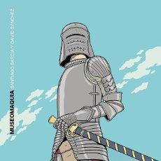 Cómics: MUSEOMAQUIA - ED MUSEO THYSSEN & ASTIBERRI - SANTIAGO GARCÍA Y DAVID SÁNCHEZ 2017. Lote 103532627