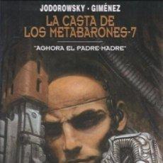 Cómics: LA CASTA DE LOS METABARONES 7 - JODOROWSKY · GIMENEZ - NORMA. Lote 103583791