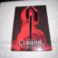 Cómics: CUIMHNE.EL FUEGO DISTANTE.KIKE BENLLOCH/JOSE DOMINGO 2008. Lote 103636843