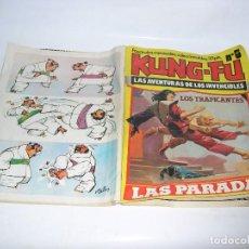 Comics - kung fu nº5 las aventuras de los invencibles - 103652243