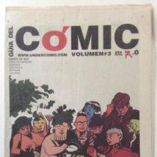 Cómics: GUIA DEL CÓMIC VOLUMEN 3. Lote 103770627