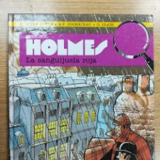 Cómics: SHERLOCK HOLMES #1 LA SANGUIJUELA ROJA (TIMUN MAS). Lote 103782775
