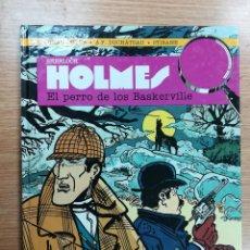 Cómics: SHERLOCK HOLMES #2 EL PERRO DE LOS BASKERVILLE (TIMUN MAS). Lote 103783951
