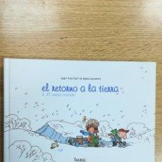 Cómics: EL RETORNO A LA TIERRA #3 EL VASTO MUNDO (BANG). Lote 103787499