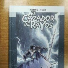 Cómics: EL CAZADOR DE RAYOS #1 (DOLMEN). Lote 103878719