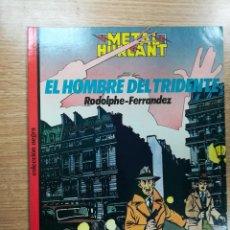 Cómics: EL HOMBRE DEL TRIDENTE (COLECCION NEGRA #22 METAL HURLANT). Lote 103878899