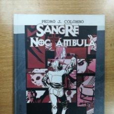 Cómics: SANGRE NOCTAMBULA (DOLMEN). Lote 103879563