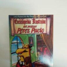 Cómics: ENCICLOPEDIA ILUSTRADA DEL PROFESOR PEREZ PUCIO (MEGA MULTIMEDIA). Lote 103883895