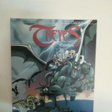 Cómics: TREYES EXODUS (ALETA). Lote 103884779