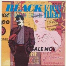 Cómics: BLACK KISS Nº 5. NORMA.. Lote 103975379