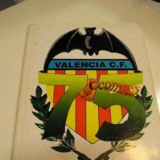 Cómics: HISTORIA DEL VALENCIA CF - COMIC 75 ANIVERSARIO 1919-1994 NUMERO 001 MUY BUEN ESTADO. Lote 103994543