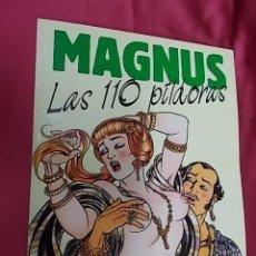 Cómics: MAGNUS. 110 PILDORAS. NEW COMIC. Lote 103994967