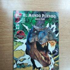 Cómics: JURASSIC PARK EL MUNDO PERDIDO (VID). Lote 104097875