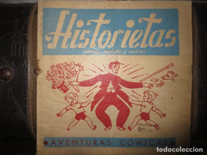 Cómics: TEBEO COMPLETA BARCELONA URDA S. MESTRES HISTORIETAS PARA NIÑOS Y NIÑAS ORIGINAL COMIC UNICO 1 - Foto 3 - 104366719