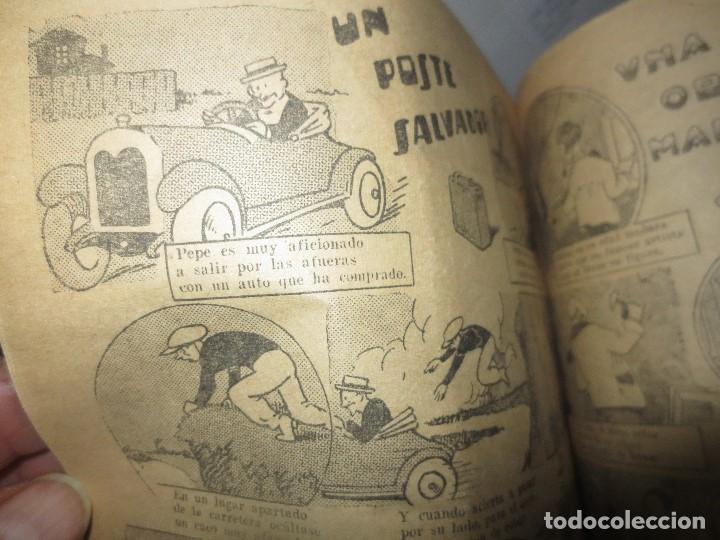 Cómics: TEBEO COMPLETA BARCELONA URDA S. MESTRES HISTORIETAS PARA NIÑOS Y NIÑAS ORIGINAL COMIC UNICO 1 - Foto 10 - 104366719