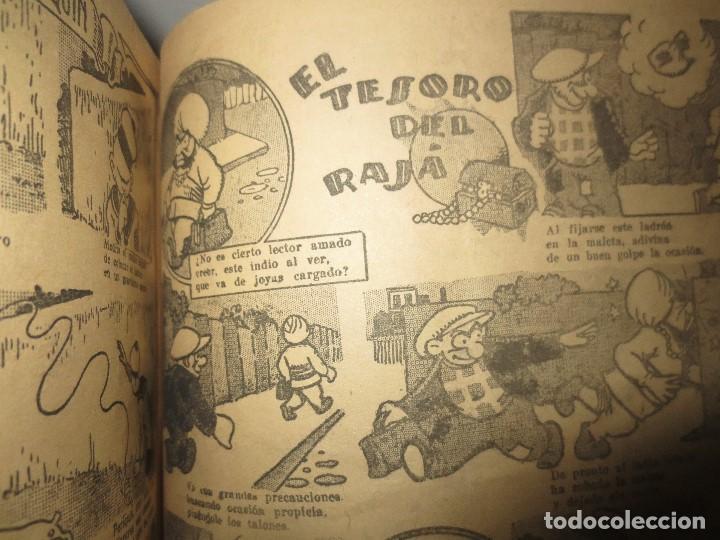 Cómics: TEBEO COMPLETA BARCELONA URDA S. MESTRES HISTORIETAS PARA NIÑOS Y NIÑAS ORIGINAL COMIC UNICO 1 - Foto 11 - 104366719