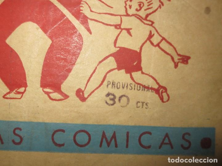 Cómics: TEBEO COMPLETA BARCELONA URDA S. MESTRES HISTORIETAS PARA NIÑOS Y NIÑAS ORIGINAL COMIC UNICO 1 - Foto 5 - 104366719