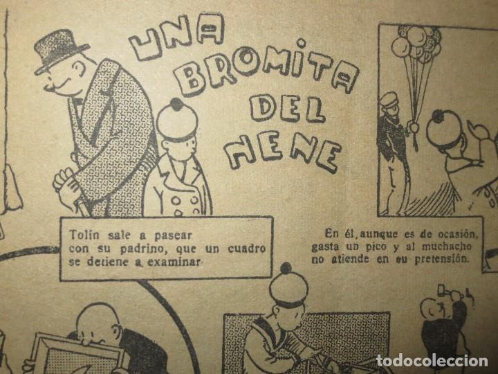 Cómics: TEBEO COMPLETA BARCELONA URDA S. MESTRES HISTORIETAS PARA NIÑOS Y NIÑAS ORIGINAL COMIC UNICO 1 - Foto 14 - 104366719