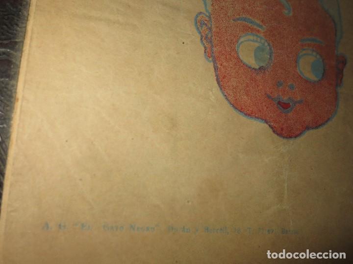 Cómics: TEBEO COMPLETA BARCELONA URDA S. MESTRES HISTORIETAS PARA NIÑOS Y NIÑAS ORIGINAL COMIC UNICO 1 - Foto 7 - 104366719