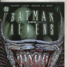 Cómics: BATMAN & ALIENS NUMERO 3. Lote 81214312