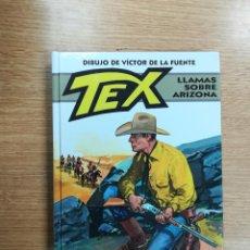 Cómics: TEX LLAMAS SOBRE ARIZONA (ALETA). Lote 104541123