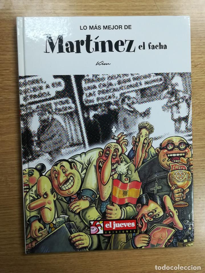 LO MAS MEJOR DE #10 MARTINEZ EL FACHA (EL JUEVES EDICIONES) (Tebeos y Comics - Comics otras Editoriales Actuales)