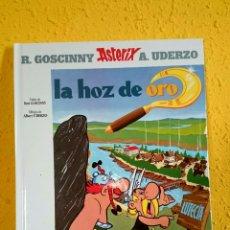 Cómics: ASTERIX - LA HOZ DE ORO.SALVAT. Lote 104609823