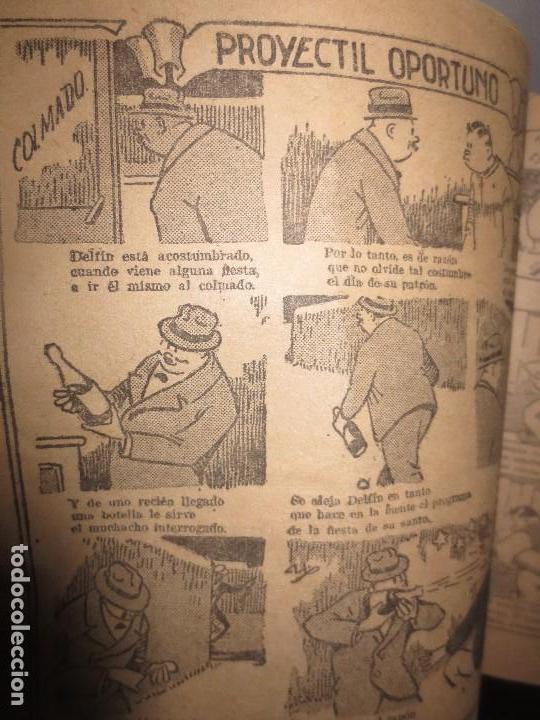 Cómics: TEBEO COMPLETA BARCELONA URDA S. MESTRES HISTORIETAS PARA NIÑOS Y NIÑAS ORIGINAL COMIC UNICO 1 - Foto 16 - 104366719