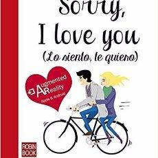 Cómics: SORRY I LOVE YOU. Lote 104686243