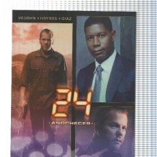 Cómics: 24: ANOCHECER - (BASADO EN LA SERIE DE TV) - J.C. VAUGHN, JEAN DIAZ ( NORMA EDITORIAL 2008). Lote 104692759