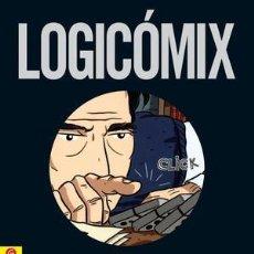 Cómics: LOGICOMIX. UNA BUSQUEDA ÉPICA DE LA VERDAD. - PAPADIMI, CHRISTOS H. Y DIOXIADIS, APOSTOLOS C... Lote 104927611