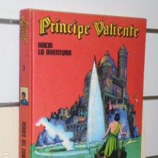 Cómics: HEROES DEL COMIC TOMO PRINCIPE VALIENTE Nº 5 HACIA LA AVENTURA - BURU LAN -. Lote 105039903