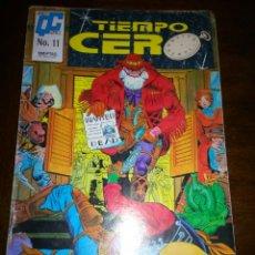 Cómics: COMIC TIEMPO CERO, QUALITY COMIC, NUMERO 11. Lote 158203006