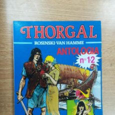 Cómics: THORGAL ANTOLOGIA (DISTRINOVEL). Lote 105199715