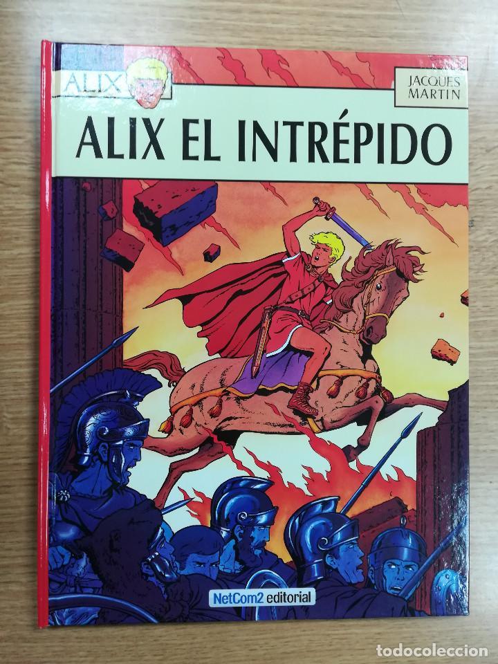 LAS AVENTURAS DE ALIX #1 ALIX EL INTREPIDO (PRIMERA EDICION NUMERADA - MARZO 2010) (NETCOM2) (Tebeos y Comics - Comics otras Editoriales Actuales)
