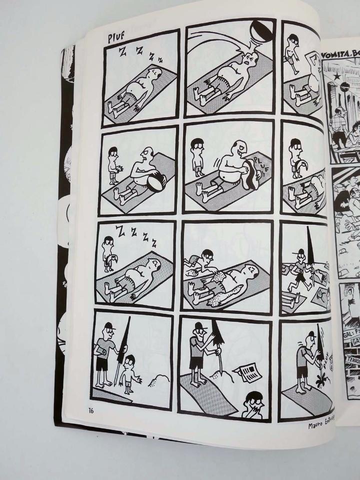 Cómics: MAKOKI SEGUNDA ÉPOCA. LOTE ESPECIAL DRONGA, GUARRIX Y CÁLLATE (Vvaa) Makoki, 1989. OFRT - Foto 7 - 269187466