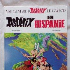 Cómics: ASTERIX EN HISPANIE. DARGAUD. EN FRANCES. Lote 105521531