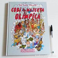Cómics: CÓMIC COBI LA MASCOTA OLÍMPICA - THE COBI TROUPE MARISCAL JJOO BARCELONA 92 JUEGOS OLÍMPICOS DEPORTE. Lote 267754284