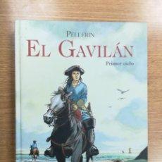 Cómics: EL GAVILAN PRIMER CICLO (IO EDICIONES). Lote 105596547