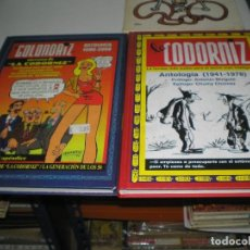 Cómics: DOS TOMOS DE LA CODORNIZ. Lote 105640935