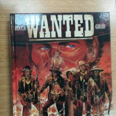 Cómics: WANTED INTEGRAL (PONENT MON). Lote 108501982