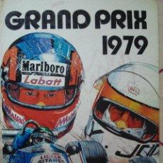 Cómics: GRAN PRIX 1979. Lote 105707419