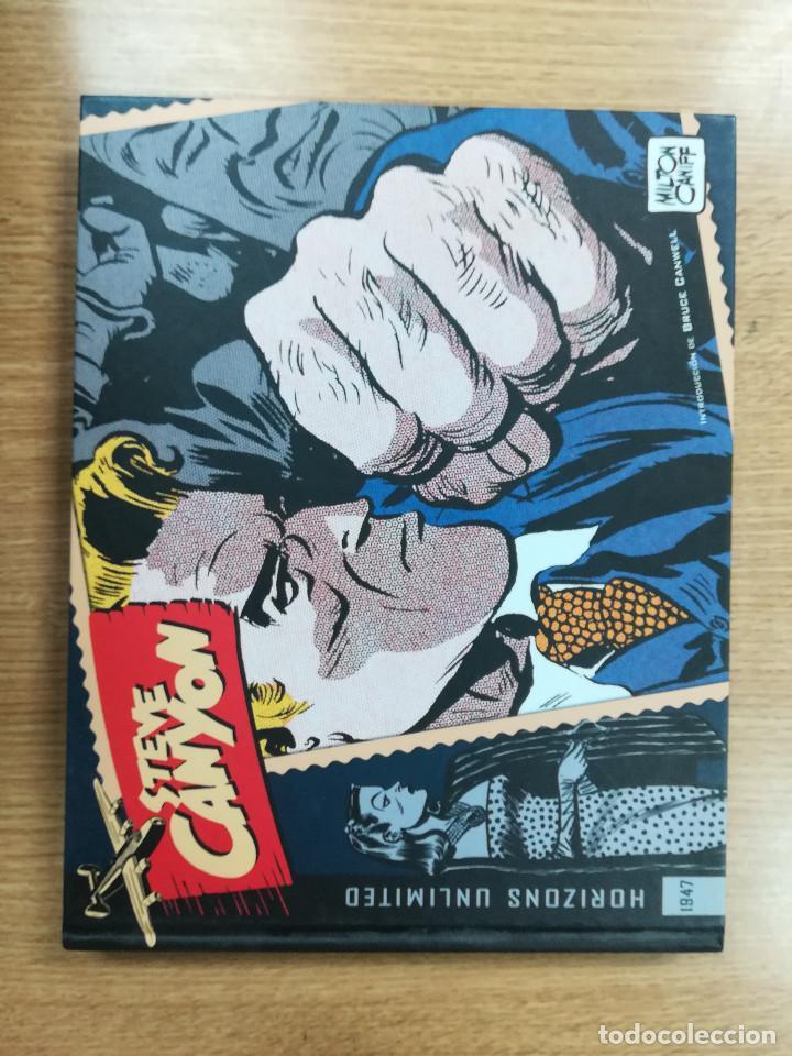 STEVE CANYON (1947) (KRAKEN) (Tebeos y Comics - Comics otras Editoriales Actuales)