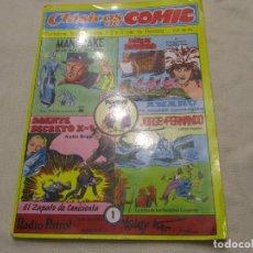 Cómics: CLASICOS DEL COMIC NUMEROS 1, 2 Y 3. EDITORIAL COMPLOT. Lote 105749655