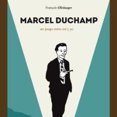 Cómics: MARCEL DUCHAMP. - MALLARD, ALAIN PAUL.. Lote 105777831
