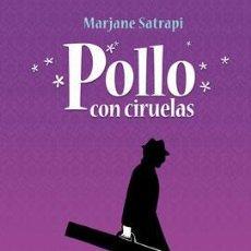 Cómics: POLLO CON CIRUELAS. - SATRAPI, MARJANE.. Lote 105778715